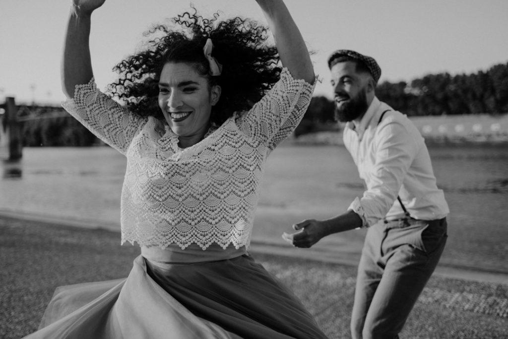 séance engagement à toulouse séance couple de danseur